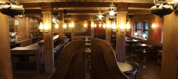 Western Saloon Woodfire Restaurant Steakhouse Bar Bad Rappenau Start